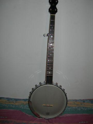 Gold Tone 5 string open back tubaphone banjo OT-800