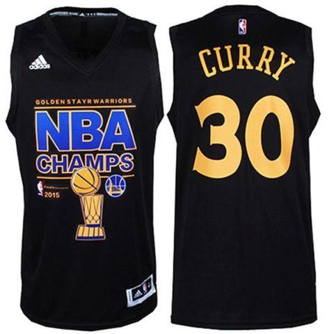 a3076b9abb7 Golden State Warriors Stephen Curry Jersey Finals Jersey for Sale in ...