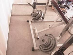 ****GOLDS GYM WEIGHT MACHINE**** - $600 (PG)