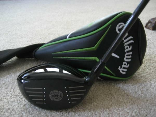 Golf Driver: 2013 Callaway RAZR FIT Xtreme Adjustable