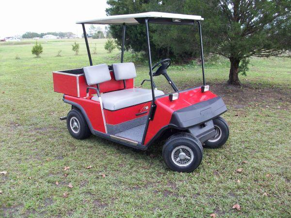 Golf Cart 1991 EZ-GO Electric - (Hastings) for Sale in