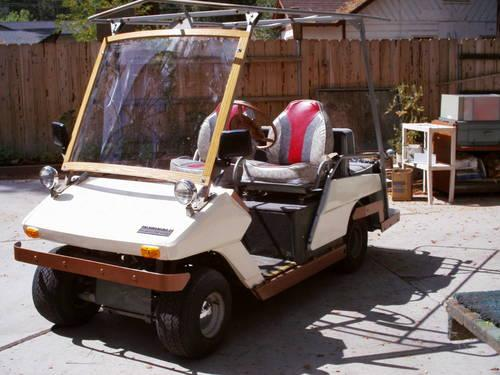 Golf Cart For Sale In Big Bear  California Classified