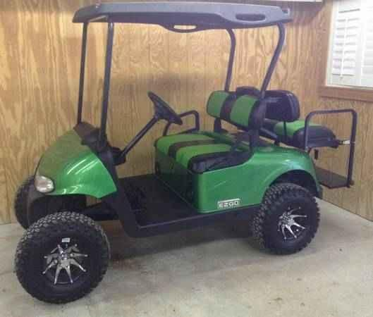 Golf Cart for Sale in San Antonio, Texas Classified ...