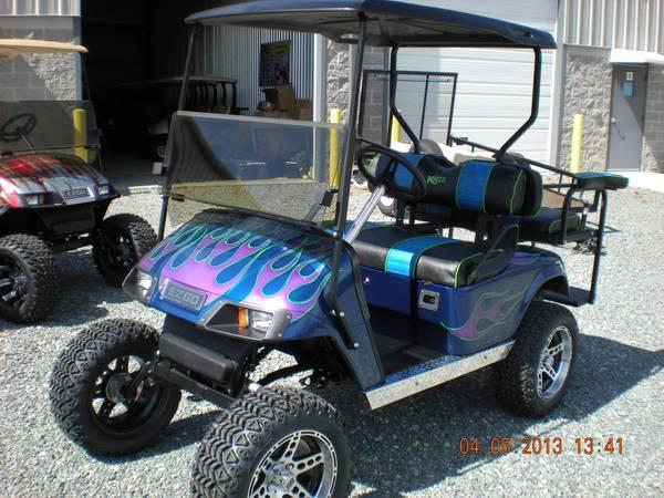 Golf Cart Custom Below Wholesale - for Sale in Charles City ... Golf Cart Hitch Campers Html on