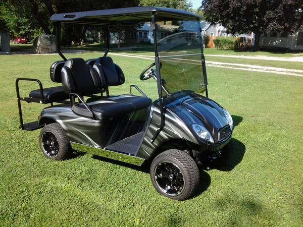 golf cart ezgo electric new - for Sale in Marion, Ohio Clified ... Golf Carts For Sale In Ohio on golf cart repair, golf cart utility cart, golf cart seat belts, custom golf carts sale, golf cart body kits, golf cart brands, golf cart accessories, golf cart trailers, ez go golf carts sale, yamaha golf carts sale, gas powered golf carts sale, golf cart girls, electric golf carts sale,