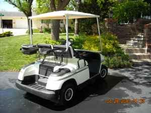 Golf Cart For Sale - $1990 (Independence)