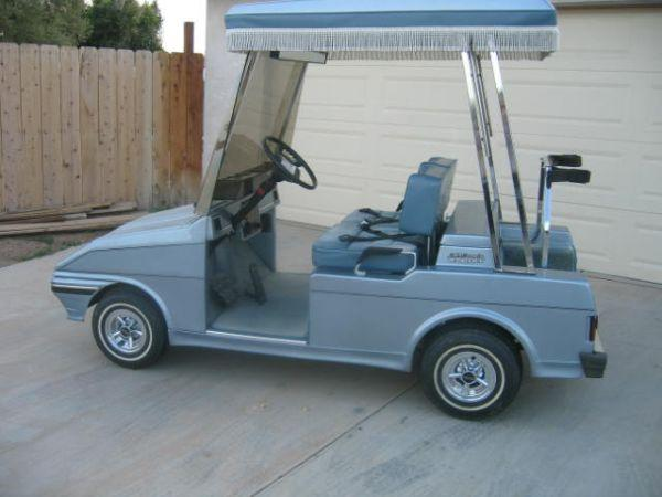 Golf Cart Street Legal El Centro For Sale In