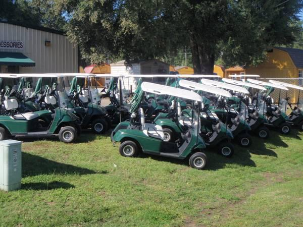 GOLF CARTS PLENTY TO CHOOSE FROM - $2650