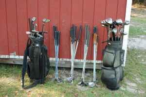 Golf Clubs (Kershaw)
