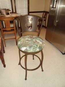 Golf Themed Bar Stool Monroe For Sale In Monroe