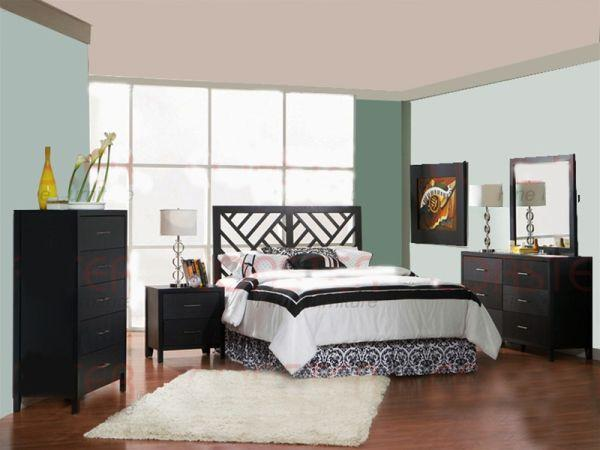 GOOD DEAL plete Queen Full Bedroom Set With Mattress