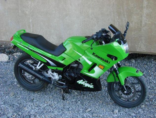 Good Looking 2003 Kawasaki Ninja 250 Runs Great Perfect