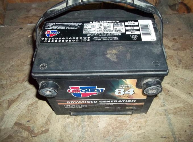 good used batteries