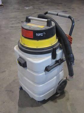 Good Used Commercial Nss 174 Designer 16 Wet Dry Vac Was