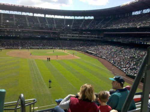 Good Value Left Field 2nd Row Seattle Mariners Tickets