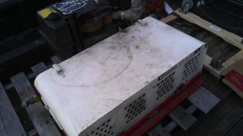 Goodall Start-All 716 12/24 Volt Gasoline Engine Powered Jump Starter