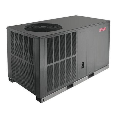 Goodman 2 5 Ton Packaged Heat Pump 13 Seer R410 Gph1330h41