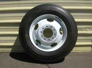 Goodyear Rv Or Truck 8 19 5 Cushion Miler Tire Eugene For Sale