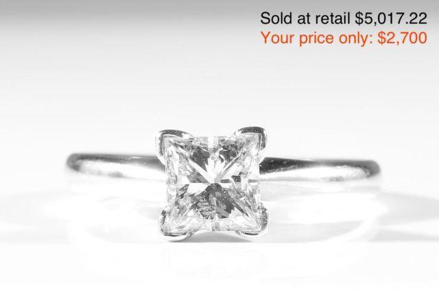 Zales Diamond Ring Octillion Classifieds Buy Sell Zales Diamond