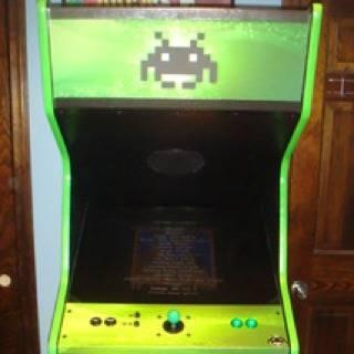 Gorgeous Multicade Arcade Machine