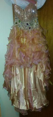 Gorgeous prom or pageant gown