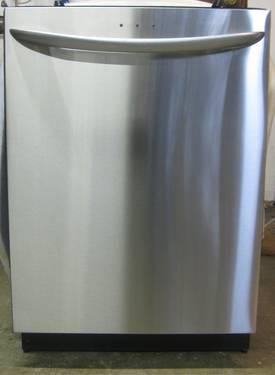 GORGEOUS STAINLESS STEEL SANITIZING KENMORE DISHWASHER WWARRANTY