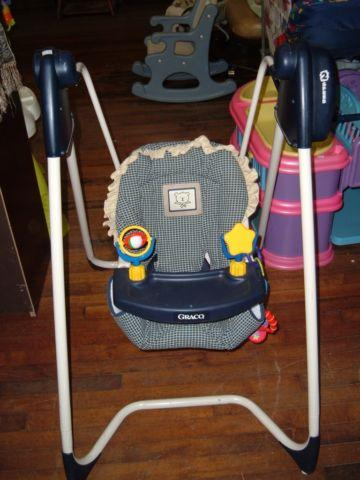 GRACO BABY SWING 2 RATES