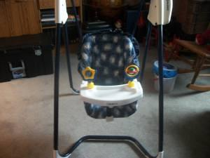 Graco baby swing - $20 tollesboro,ky