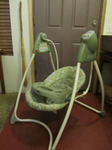 Graco Baby Swing - Nice Condition - $25 Missoula