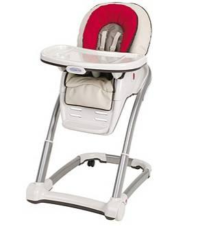 Graco Blossom 4 In 1 High Chair Seating System 85