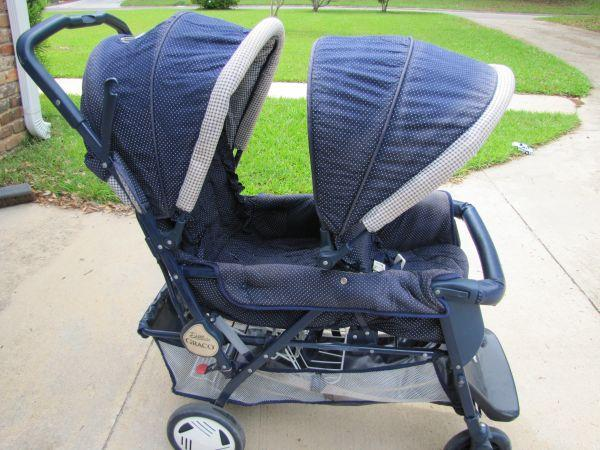 Graco Double Stroller - $40 Killearn Estates