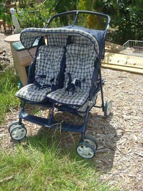 Graco Double Stroller - Side by Side type for Sale in ...