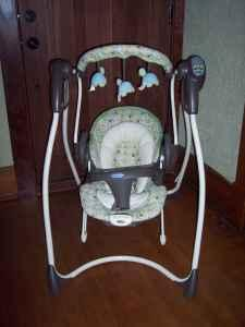 Graco Duo 2 In 1 Plug In Swing Bouncer Your Baby Will