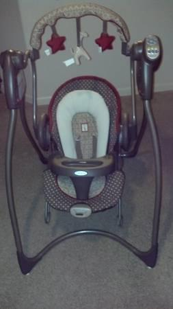 Graco Duo 2 In 1 Swing Bouncer For Sale In Anderson