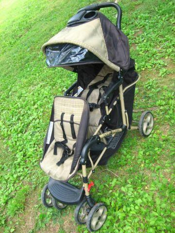 Graco Duo-Glider Double Baby Child Stroller - Double Baby Stroller