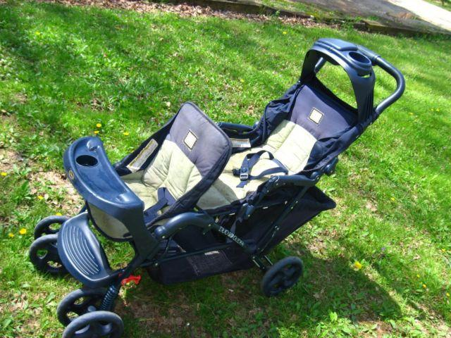 Graco Duo Glider Double Stroller For Sale In Knoxville