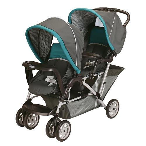 Graco DuoGlider Classic Connect Double Stroller -