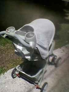 Graco Green baby Stroller - $25 (300s Freedom)