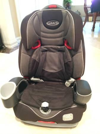 Graco Nautilus Car Seat