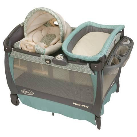 Graco Pack 'n Play Playard with Cuddle Cove Removable