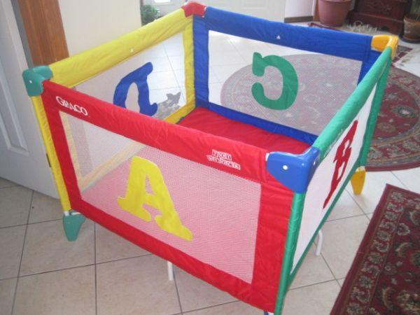Graco Pack Amp Play Portable Playpen Irwin For Sale In