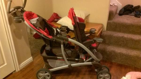 Graco Quattro Tour double stroller - $125