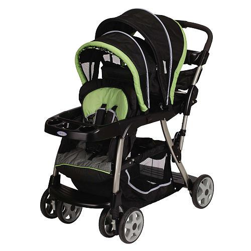 Graco Ready2Grow LX Stand & Ride Stroller - Odyssey