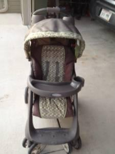 Graco Single Stroller/Carseat w/ 2 bases - $75 (Rural