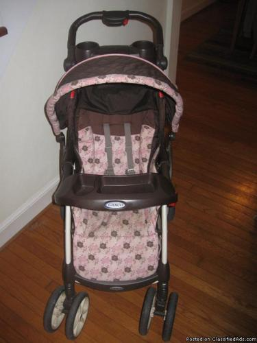 Graco Stroller--Clean, No Stains, Like New Condition