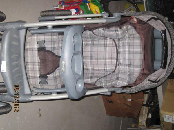 Graco stroller and other items - $25 orchard park