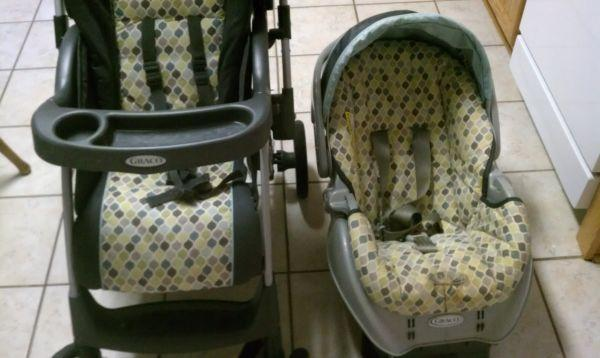 Graco Stroller Carseat Combo China Grove For Sale In