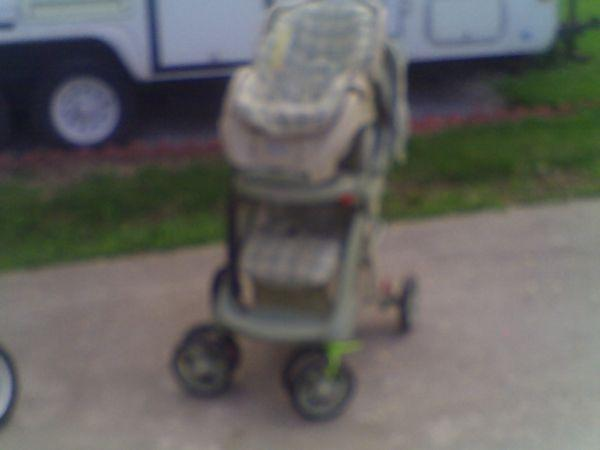 Graco Stroller Combo - $60 eudora kansas