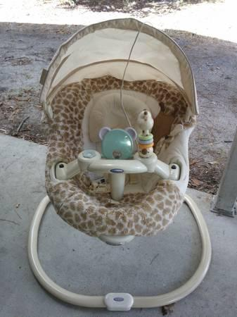 Graco Sweetpeace Infant Soothing Swing - $60
