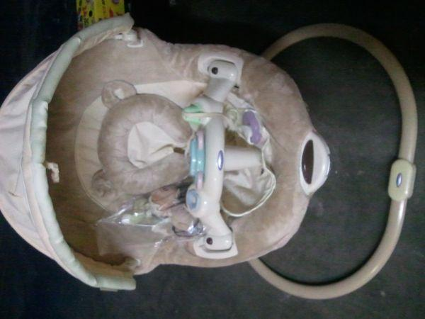 Graco Sweetpeace Swing Torro Park For Sale In Monterey